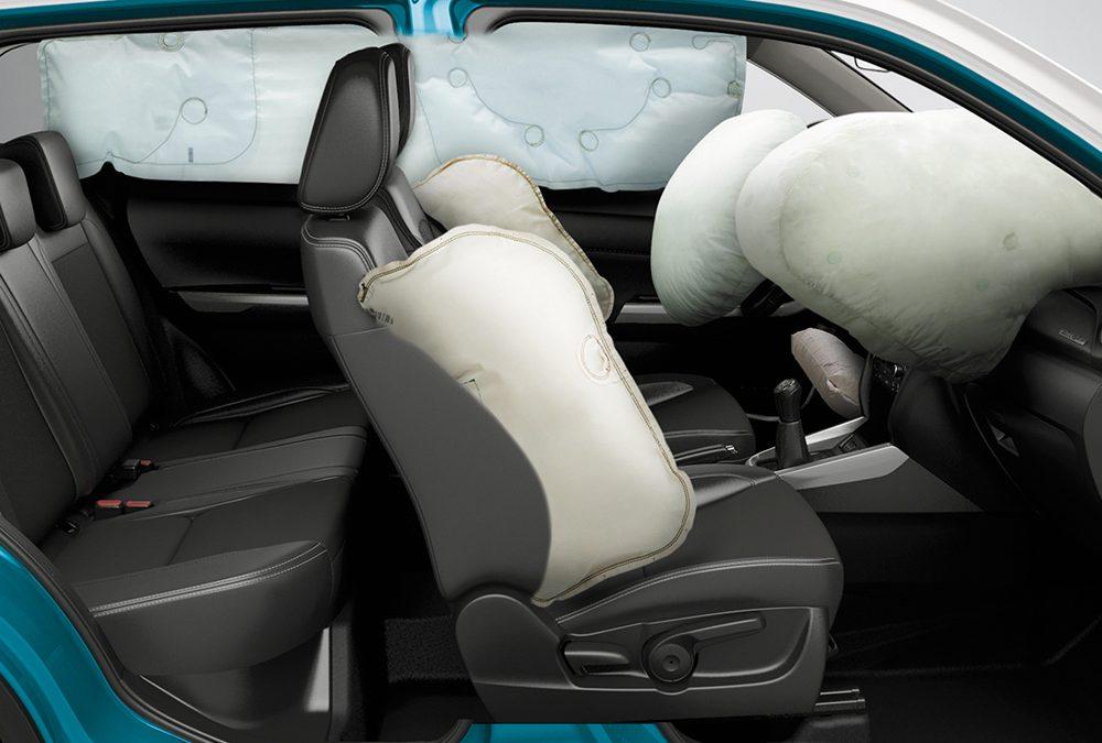La importancia de las bolsas de aire en los vehículos