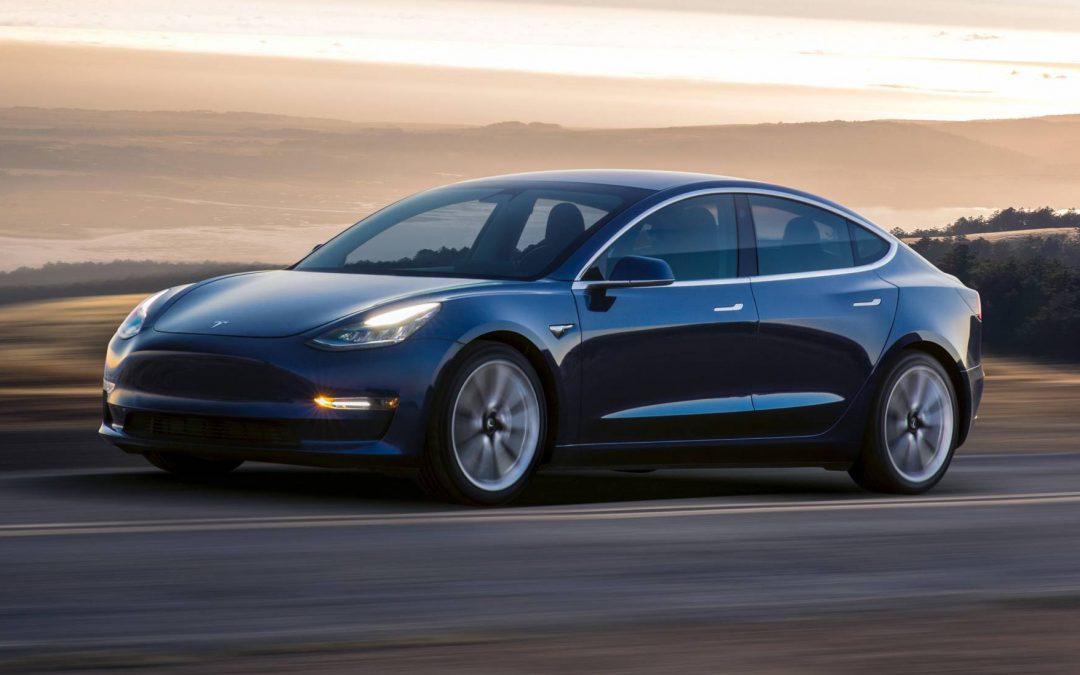 Tesla Model 3, el auto del futuro ¡ya está en las calles!