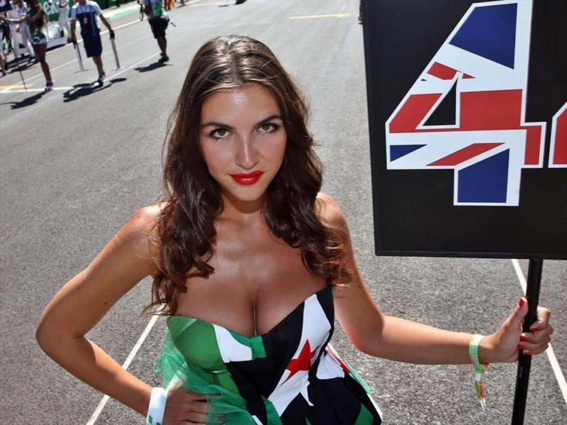La Fórmula 1 dice adiós a las edecanes